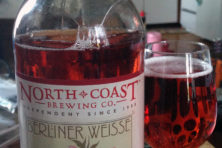Cheers! North Coast Berliner Weisse.