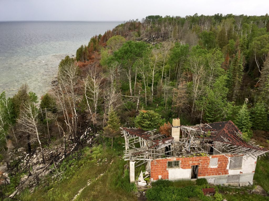 Group Seeks Lighthouse Preservation On Poverty Island