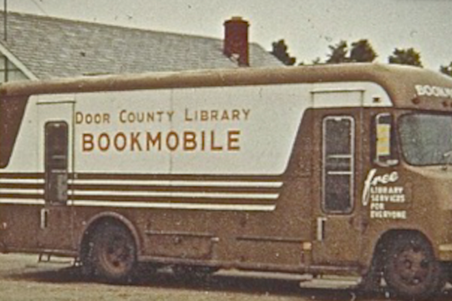VIDEO: Door County Bookmobile Could Get New Life