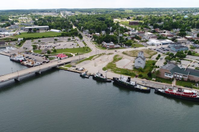 Sturgeon Bay Waterfront Hearing Draws Overflow Crowd