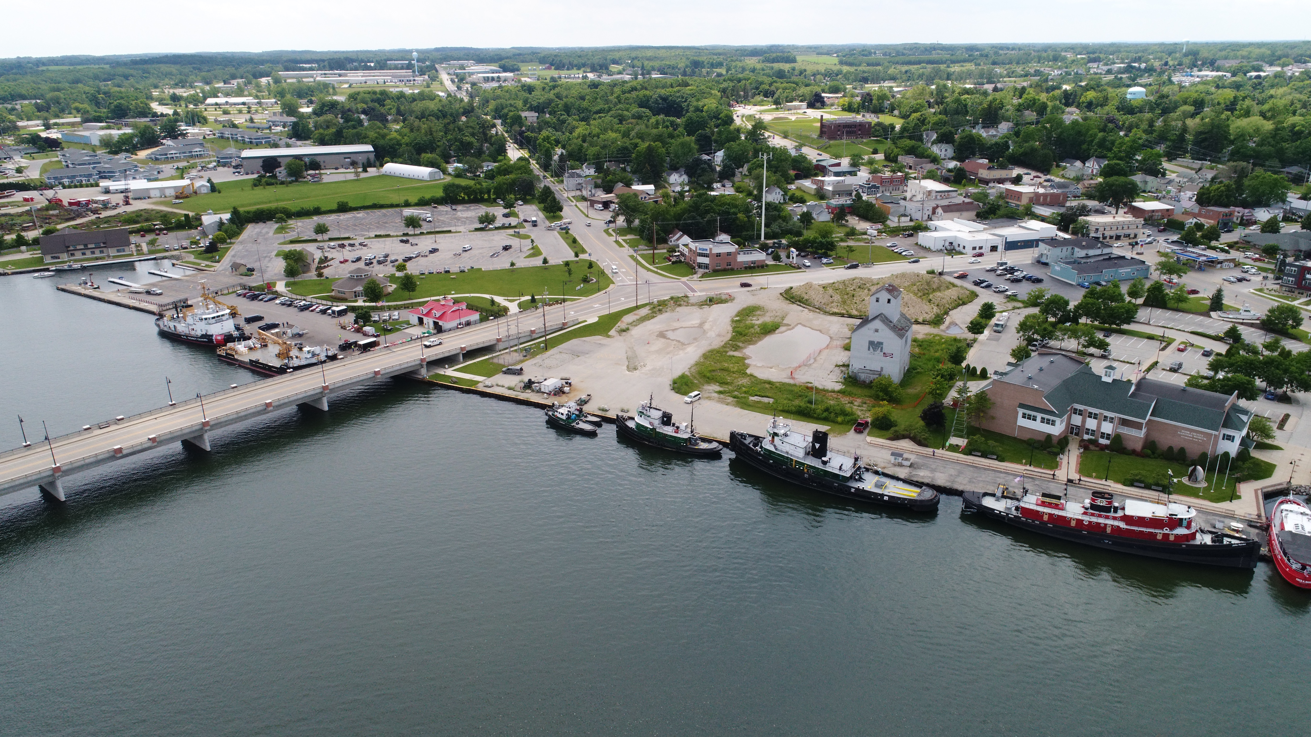 session on sturgeon bay waterfront settlement ends