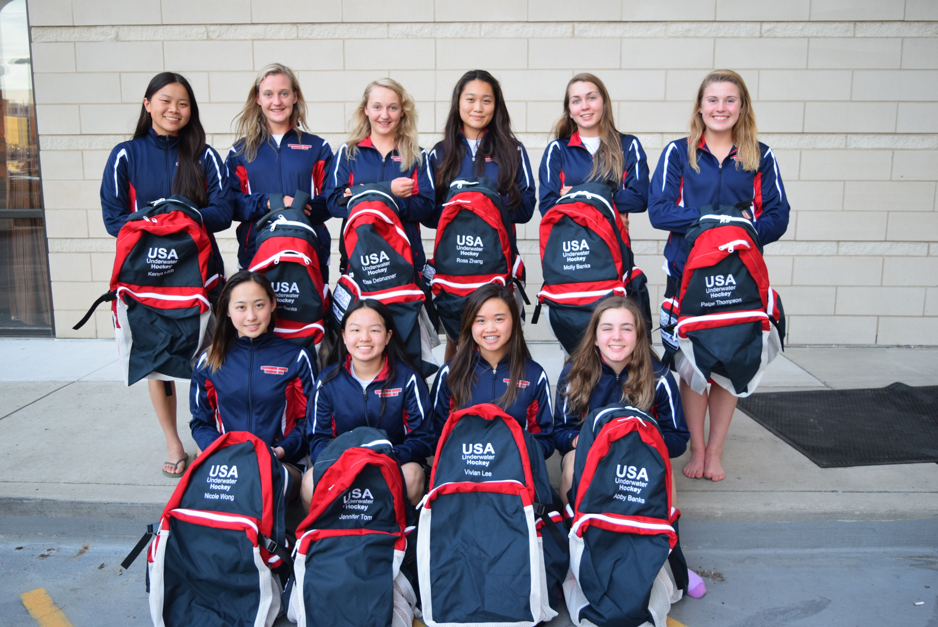 Local Underwater Hockey Players Compete at World ...