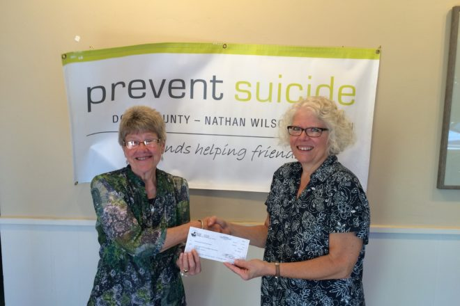Prevent Suicide - Door County Nathan Wilson Coalition Receives Grants to Expand Prevention Training