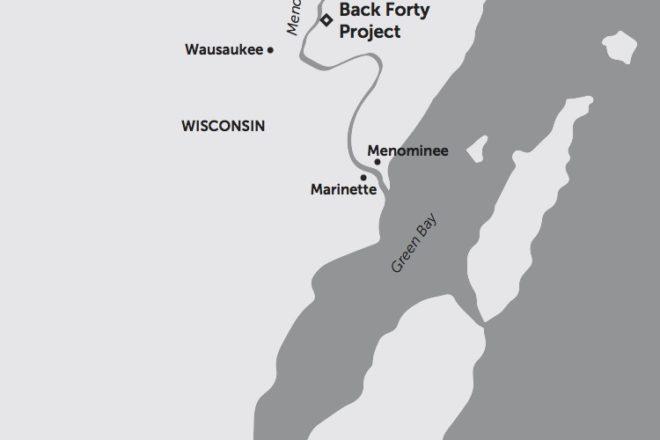Door County Mulls Opposition to Menominee's Back 40 Mine