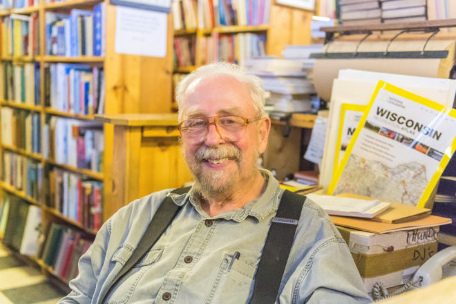 Kubie Luchterhand: The Man Behind Ellison Bay's Books