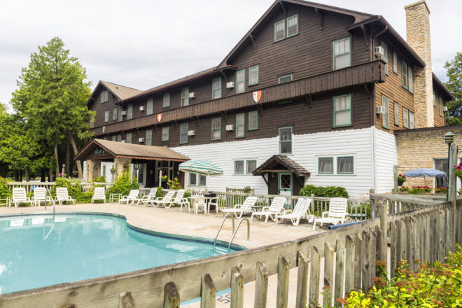 Alpine Resort has been family-run by the Bertschingers since 1921. The all-inclusive resort has lodging available in a main building (pictured here) ... & A Tradition Alive: Historic Resorts Continue Old Customs As Vacation ...