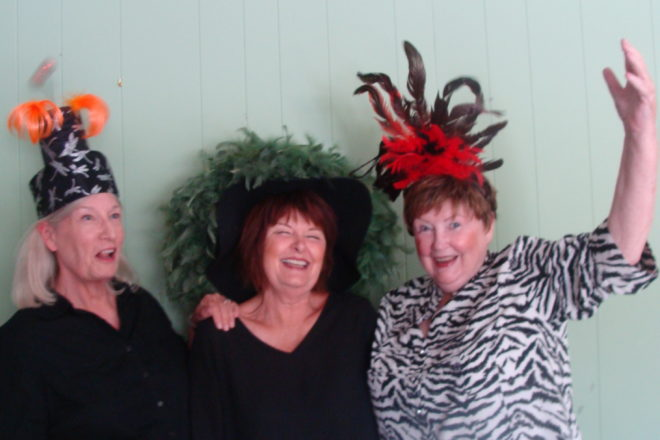 Hat Ladies