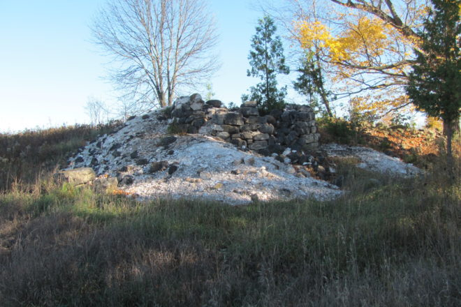 """DCHS Presents """"Lime Kilns of Door County"""" Aug 28"""
