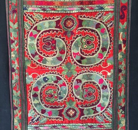 Chinese Textiles at UUF Gallery
