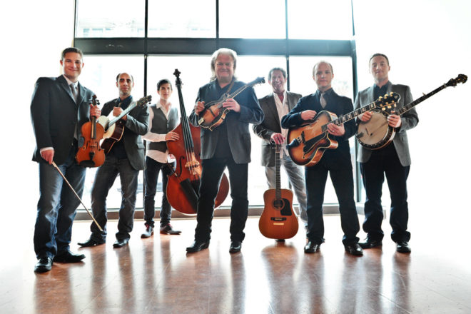 Ricky Skaggs and Kentucky Thunder Play DCA Aug 6