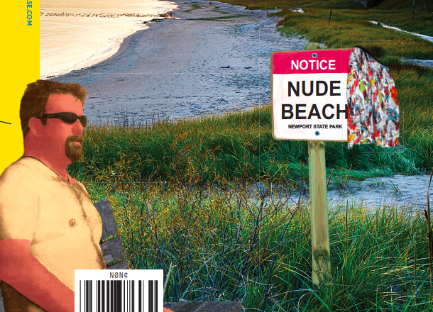 Where's the Nude Beach at Newport Park?