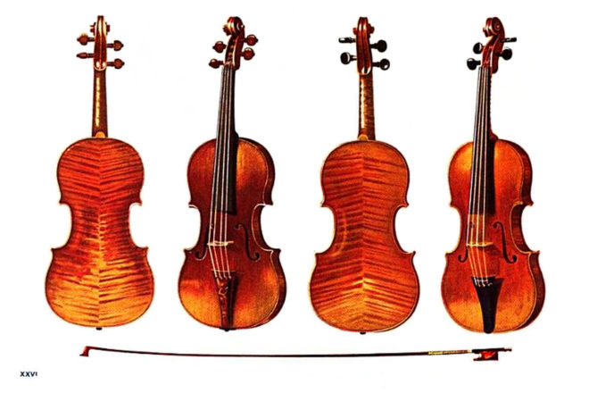 Science Snippet: The Sound of Violins