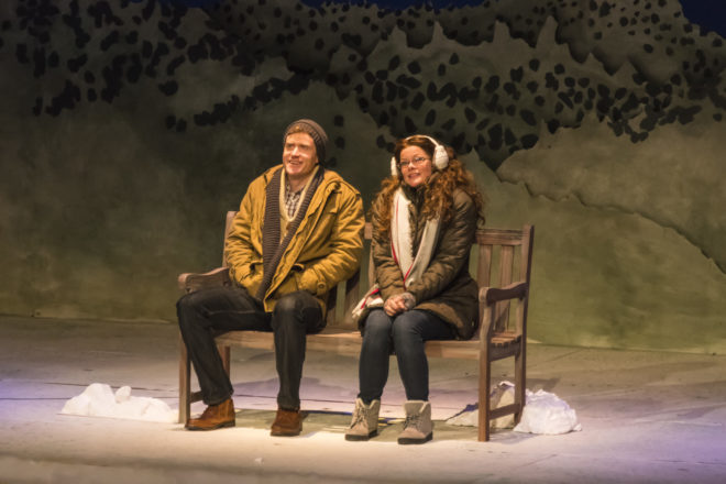 The Perks & Pitfalls of Love: Peninsula Players Present 'Almost, Maine'