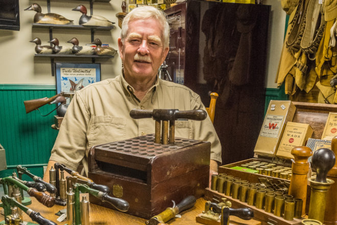 Meissner Shares Small Piece of Hunting's Long History