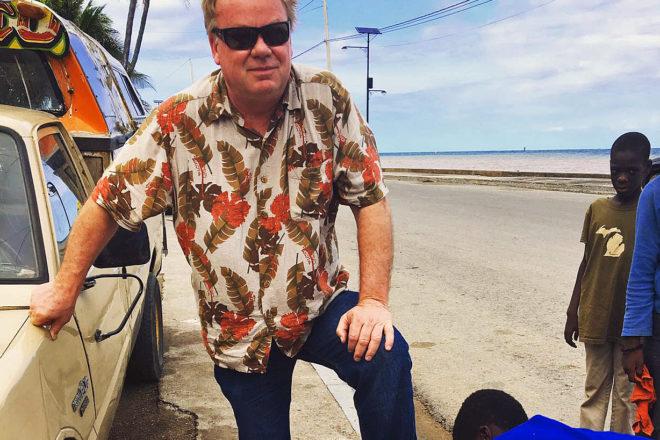 A Haitian Love Affair: Dr. Marc Binard Splits Practice Between Door County and Caribbean