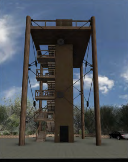 Eagle Tower Option A