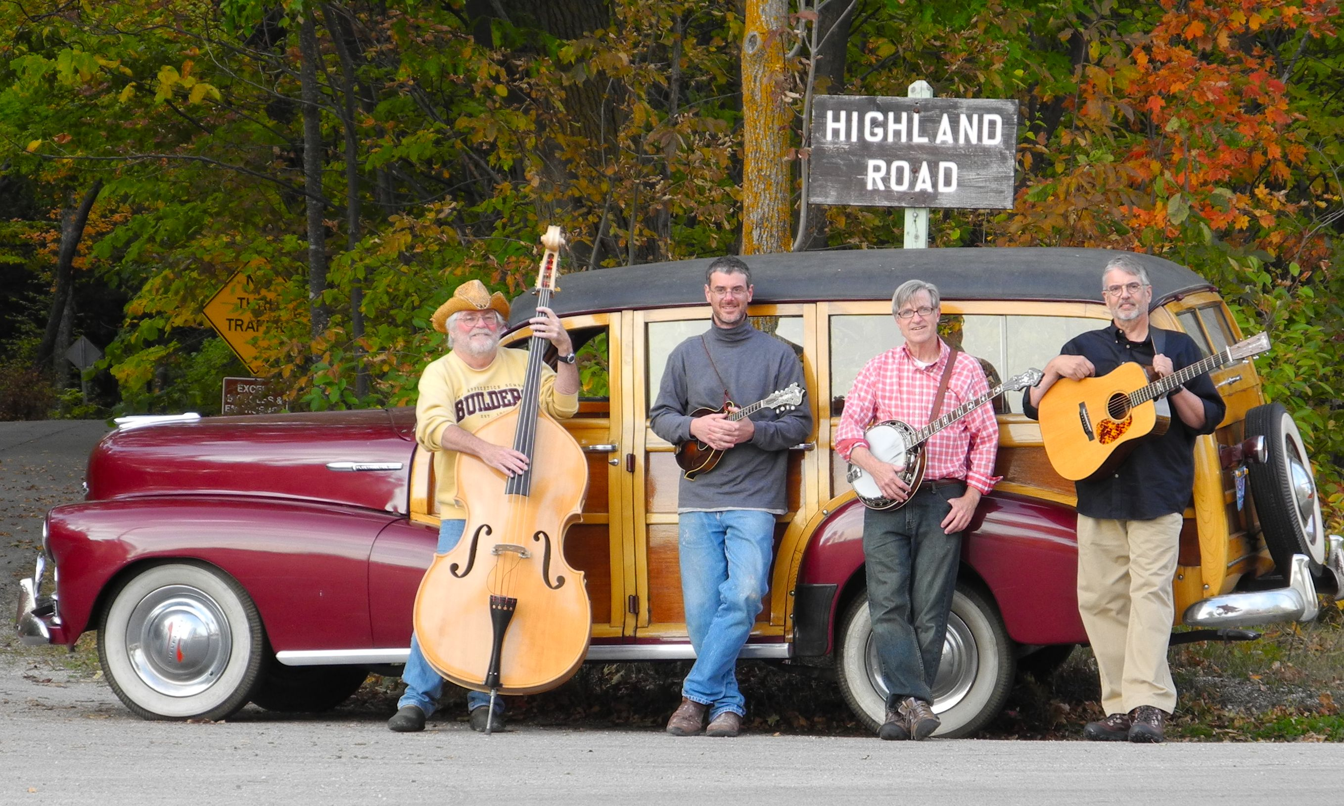 Highland road featured for the door county treasure hunt for Cookery fish creek