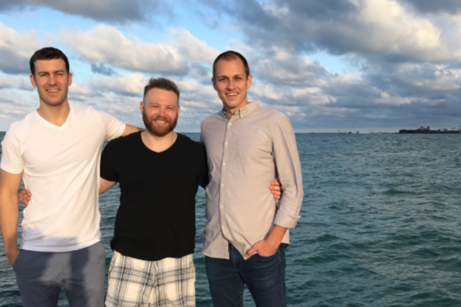 Chicago Trio Sail for Great Lakes Research