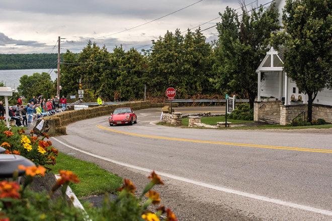 Ephraim Vintage Festival Brings Elegant Automobiles to the Escarpment