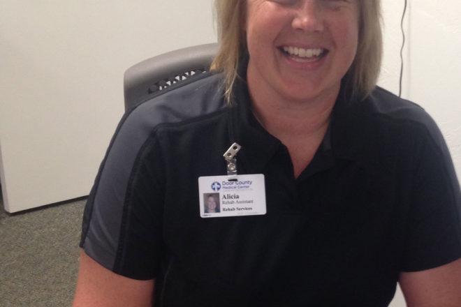 Server of the Week: Alicia Kropuenske of Door County Medical Center