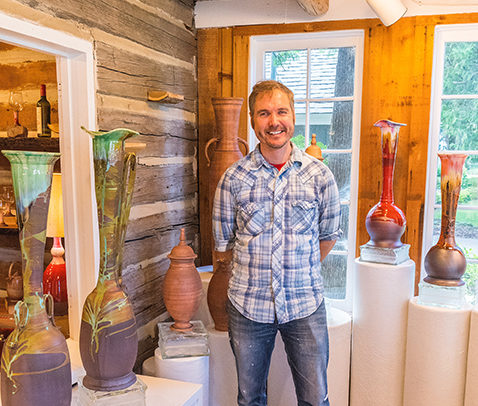 Pottery Made with Tradition and Funk: Ephraim Potter Ryan Pederson