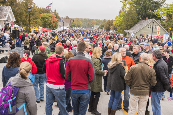 2017 Sister Bay Fall Fest Adds 2 New Events & 2017 Sister Bay Fall Fest Adds 2 New Events - Door County Pulse