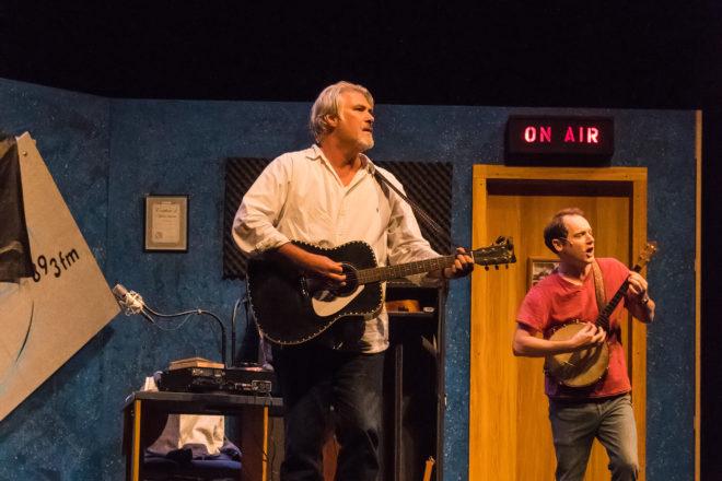 Northern Sky Actor Doug Forrest Releases Album