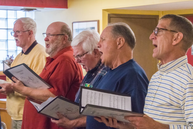 Community Choir Invites New Members for Fall Season