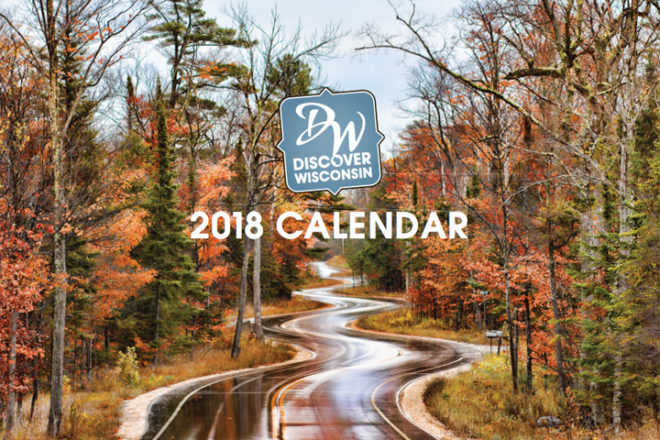 "Door County Featured on ""Discover Wisconsin"" Calendar"