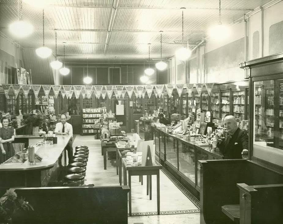 Historical Society Explores 'Sturgeon Bay Drugstores of the Past
