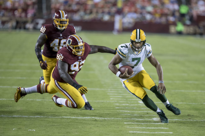 Packers Lose Rodgers, Prepare for Saints