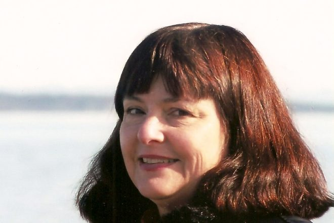 Christine Swanberg Reads for Dickinson Poetry Series