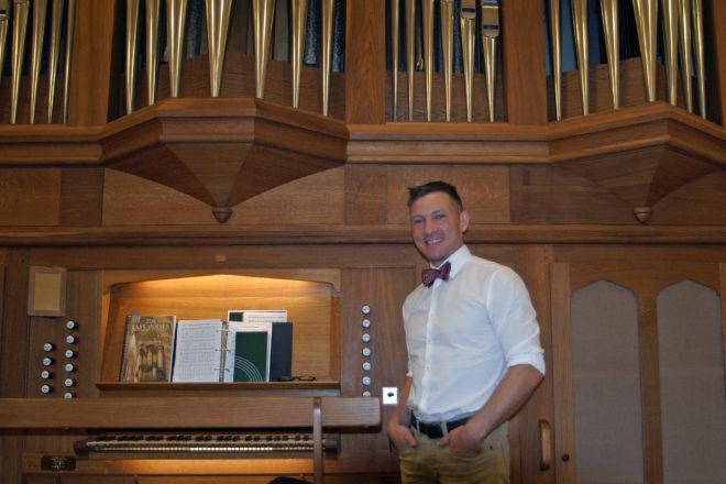 Sturgeon Bay Moravian Church Celebrates 25th Anniversary of Organ