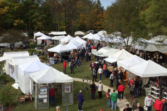 Townline Art Fair Returns Oct. 7 & 8