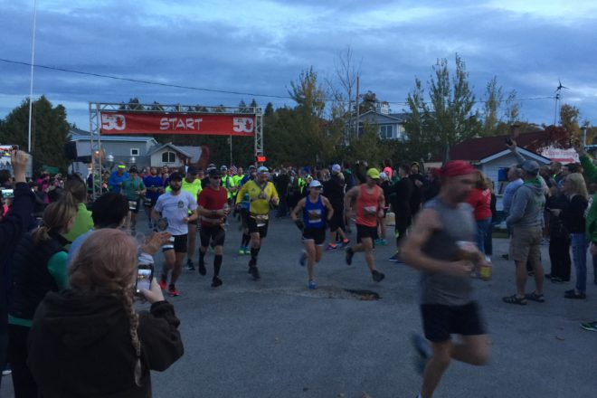 Fall 50 Draws 2,600 Runners, Raises $30,000 for Charity