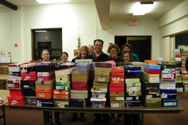 Operation Christmas Child Begins Shoebox Collections Nov. 13-17
