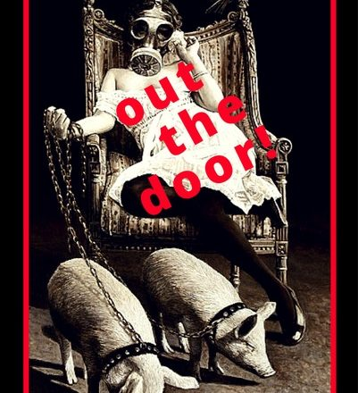 Book Review: 'Out the Door!' by M.L. Collins