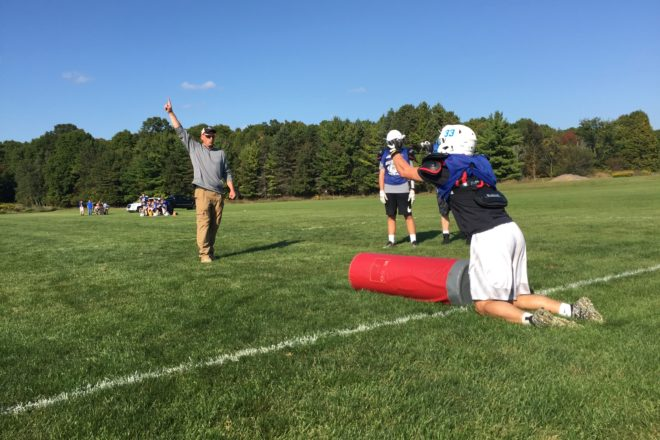 Change in Practice: High School Football Adapts to Concussion Concerns