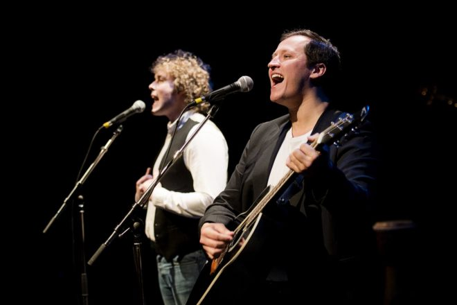 'The Simon & Garfunkel Story' Brings Duo's Greatest Hits to DCA