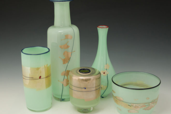 Glass Artists Featured this Fall