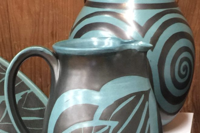 Joanne Kirkland Showcased at Ellison Bay Pottery