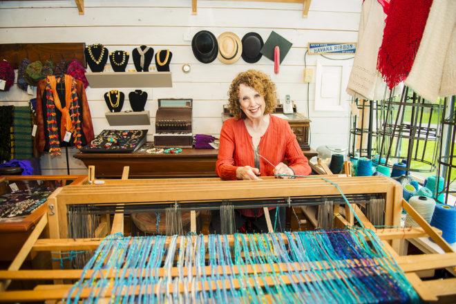 After 44 Years, Weaver Gloria Hardiman Closes Gallery