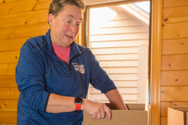Adopt-A-Soldier Founder Recognized As Hometown Hero