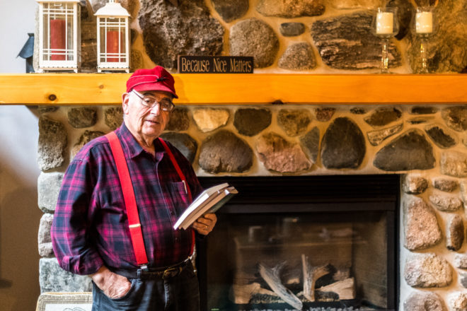 Hans Feld: A Deer Hunter for 66 Years, With A Record of Every Hunt