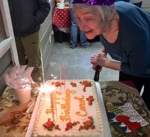 Framed: Birthday Celebration