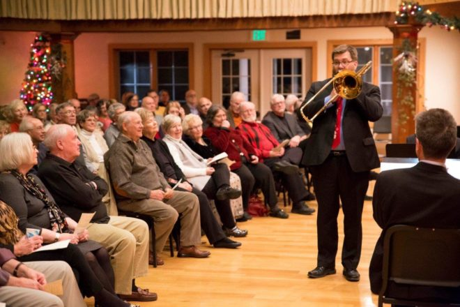 Birch Creek Presents Holiday Concerts Dec. 2
