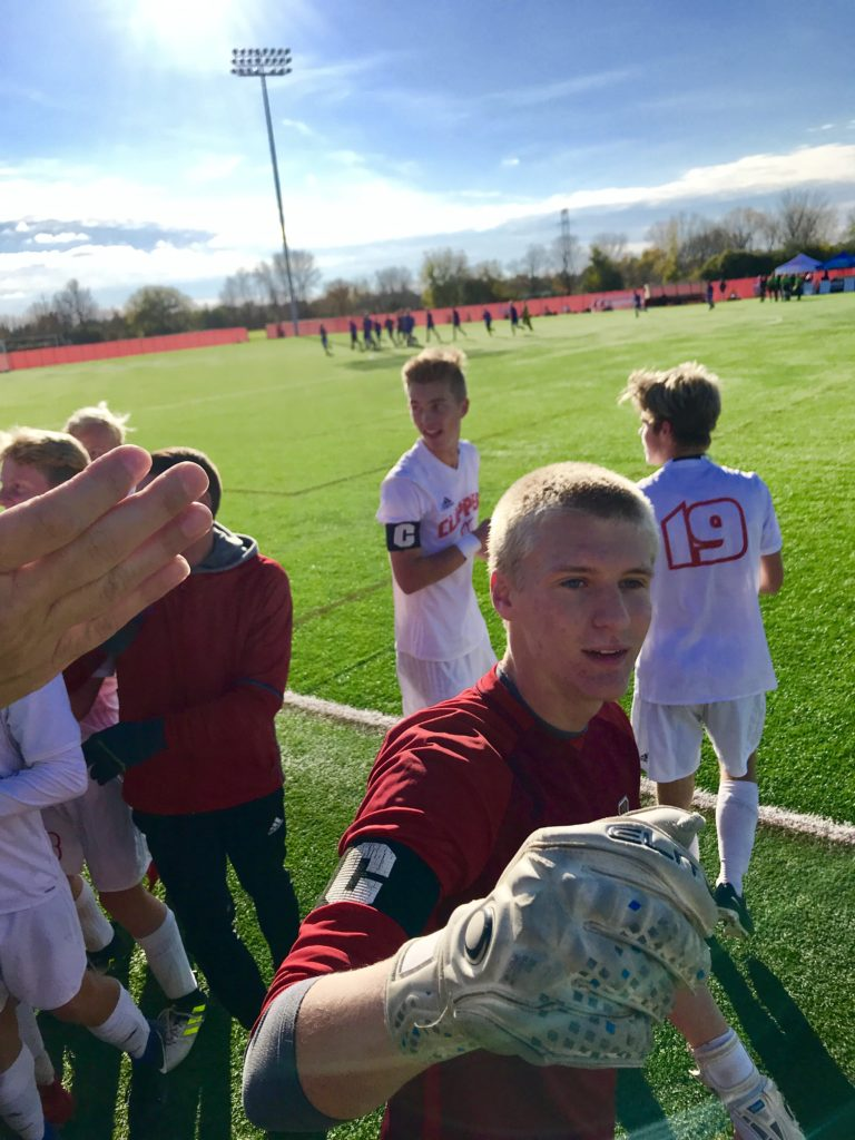 Clippers Soccer Makes Run to State