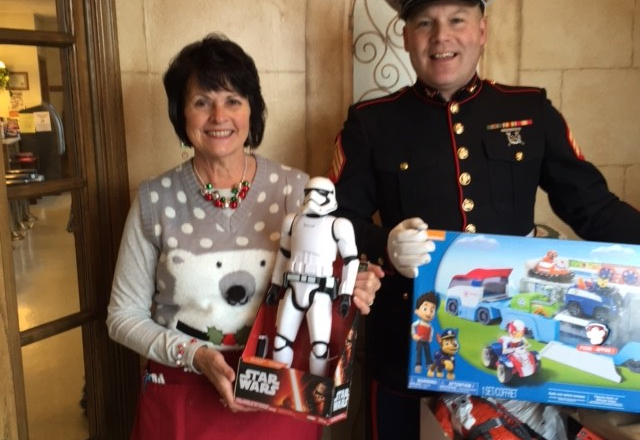 Kewaunee County Announces Toys for Tots Drop-Off Locations
