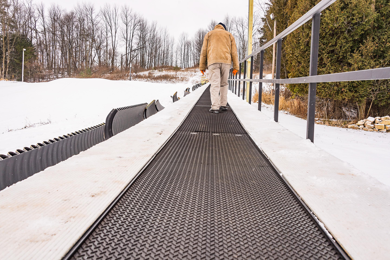 Take A Magic Carpet Ride At Kewaunee Winter Park Door