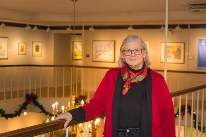 Rosenthal Retires after 24 Years as MAM Curator